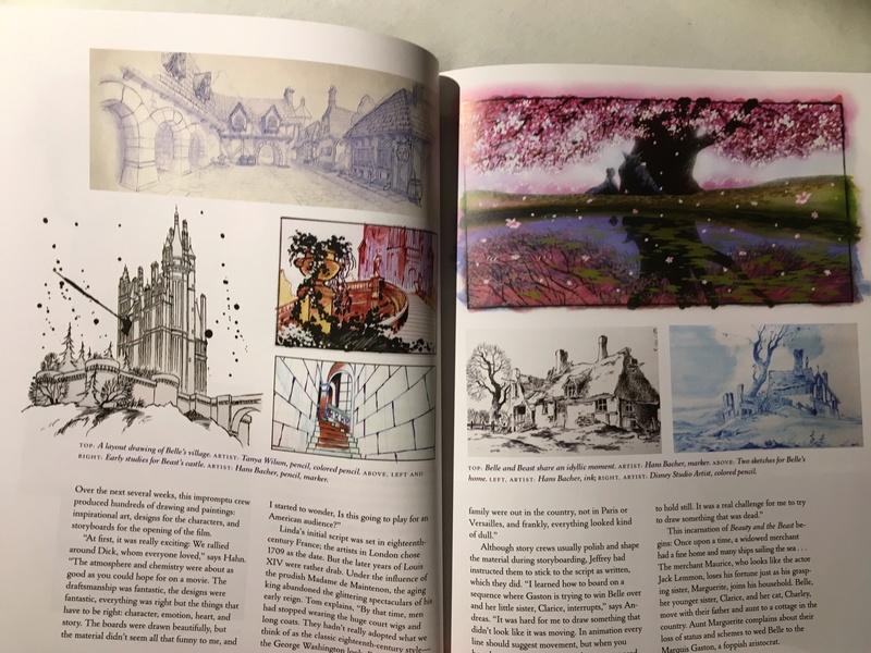 Les livres d'art des films d'animation (The Art of/Dans les Coulisses de/Pierre Lambert/etc.) - Page 2 Img_7713