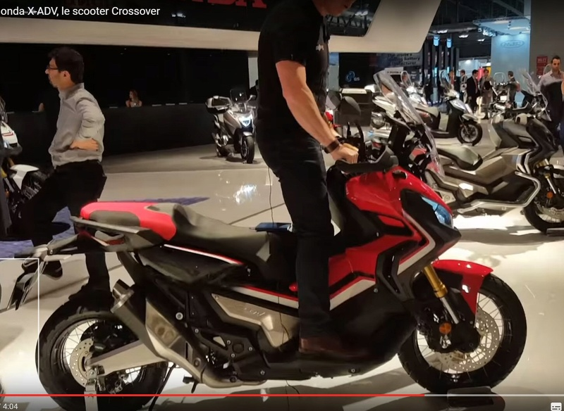 Integra X-ADV un Scoot- Trail Honda très attachant - Page 3 Xadv_d10