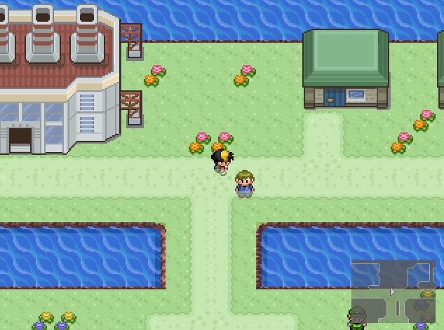Pokémon Vert d'Automne et Pokémon Rouge d'été  Clamen12