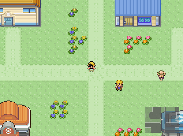 Pokémon Vert d'Automne et Pokémon Rouge d'été  Mariat10