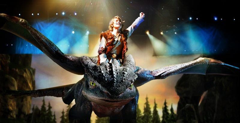 [Spectacle] How To Train Your Dragon Live Spectacular (2012) Hiccup10