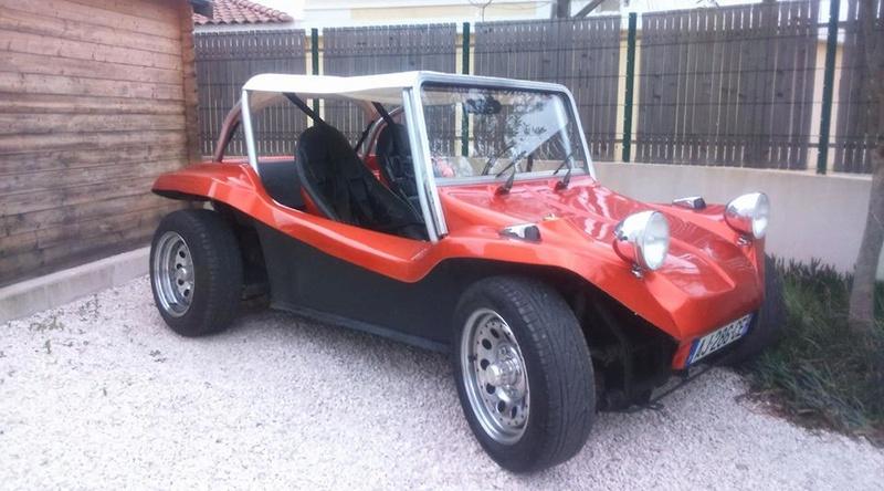 Enfin propriétaire d'un buggy ... 16508910