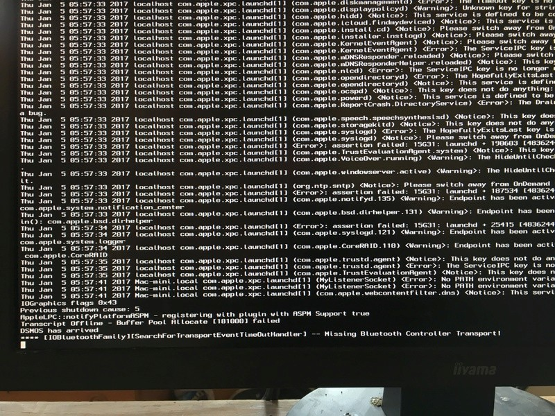 PB Install El capitan sur Acer  Predator3610 Img_0410
