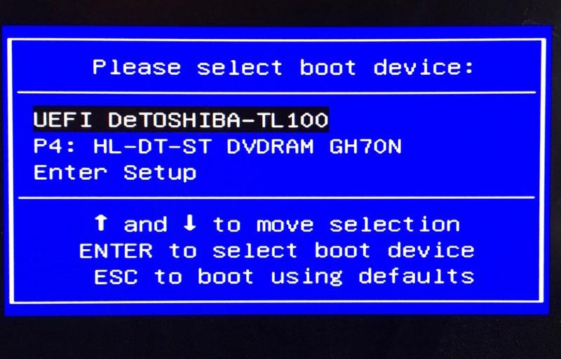 PB Install El capitan sur Acer  Predator3610 - Page 2 Img_0515