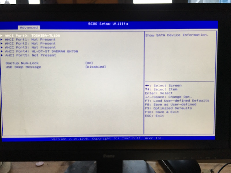 PB Install El capitan sur Acer  Predator3610 - Page 2 Img_0530