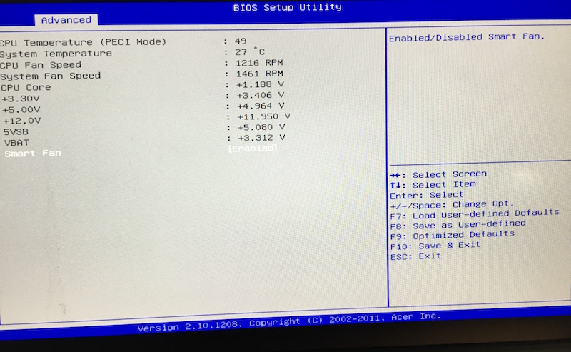 PB Install El capitan sur Acer  Predator3610 - Page 2 Img_0533