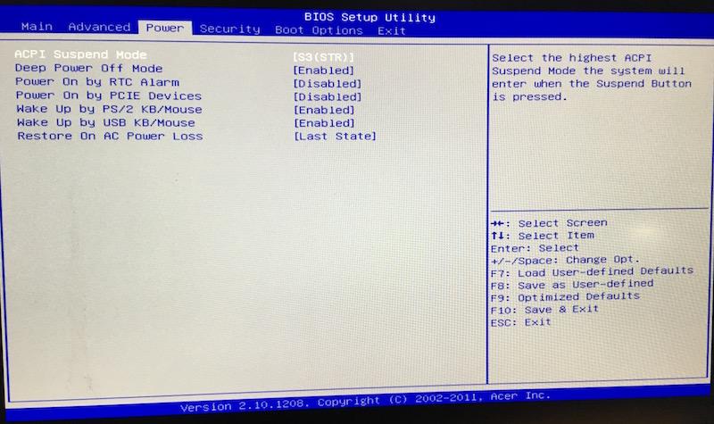 PB Install El capitan sur Acer  Predator3610 - Page 2 Img_0534