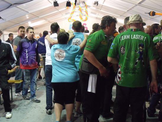 France Darts,le Championnat de France de fléchettes de Gilouuuu 2013_017