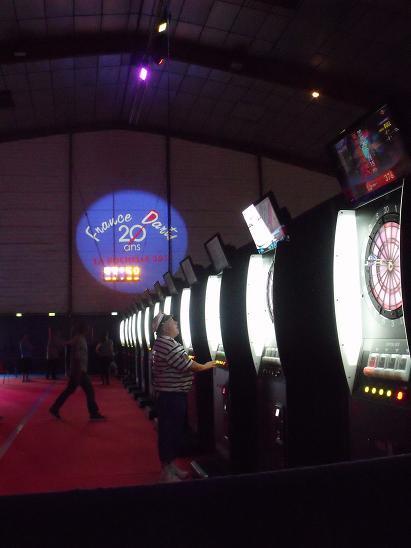 France Darts,le Championnat de France de fléchettes de Gilouuuu Fleche14