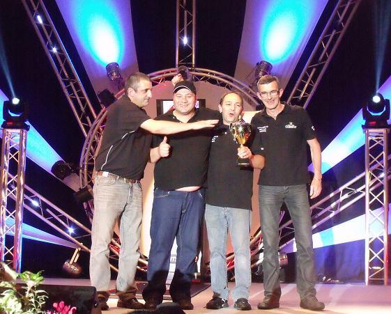 France Darts,le Championnat de France de fléchettes de Gilouuuu Fleche24