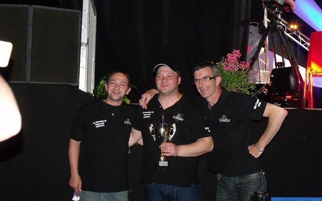 France Darts,le Championnat de France de fléchettes de Gilouuuu Fleche25