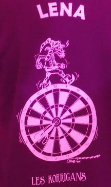 France Darts,le Championnat de France de fléchettes de Gilouuuu Polo1510