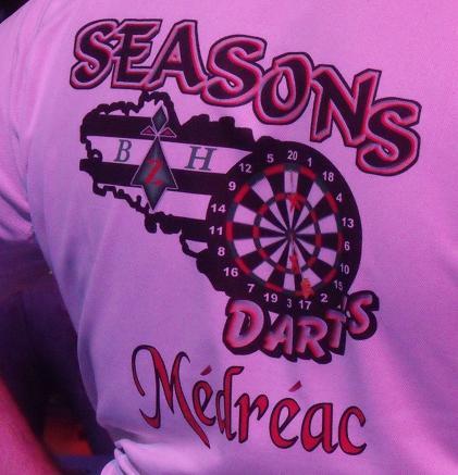 France Darts,le Championnat de France de fléchettes de Gilouuuu Polo1910