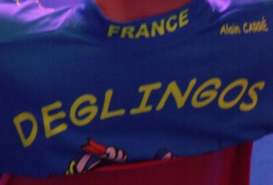 France Darts,le Championnat de France de fléchettes de Gilouuuu Polo2510