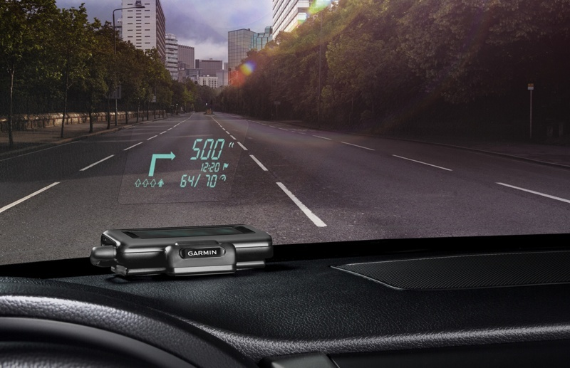 Garmin desenvolve GPS veicular com conceito inovador 6a00d810
