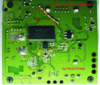 Transformar Dongles KR 100, IBOX, PRO ONE, PC30, PC40, LSBOX em Dongle UNO Ibox_o10