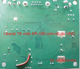Transformar Dongles KR 100, IBOX, PRO ONE, PC30, PC40, LSBOX em Dongle UNO Kr100_10