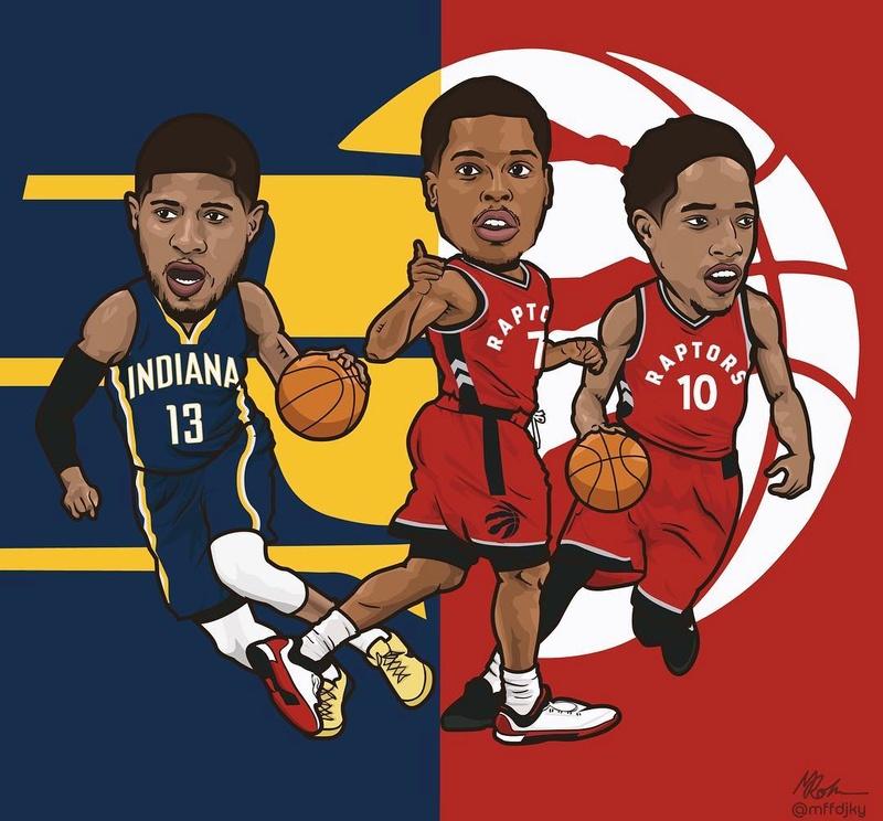 NBA PLAYOFFS 2017 12599210