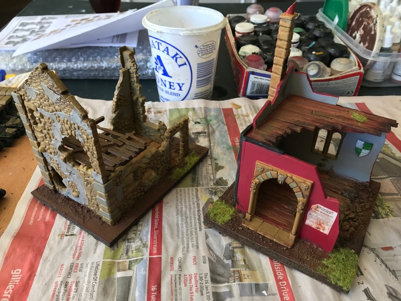close - Close ups of my Mordheim buildings - part 1 Mord_r10