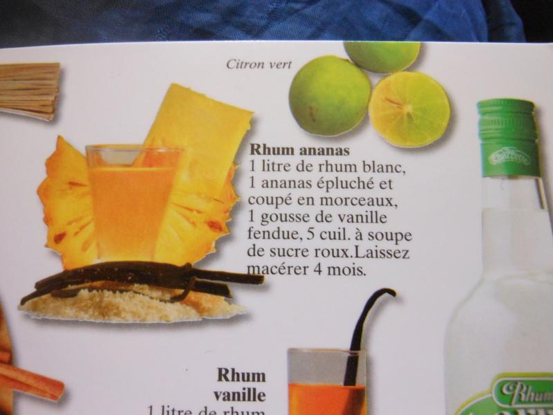 Recettes Cocktails et Rhum arrangés Dscn1412