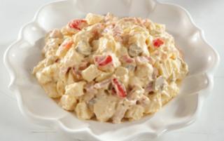 Mes recettes: Verrines et Entrées avec viandes, poissons ou oeufs Salade10