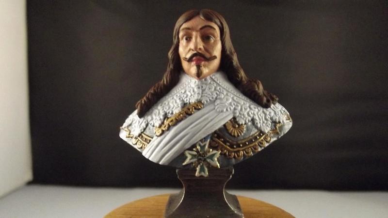 Louis XIII, Büste, 1/10, Le Cimier K800_d28