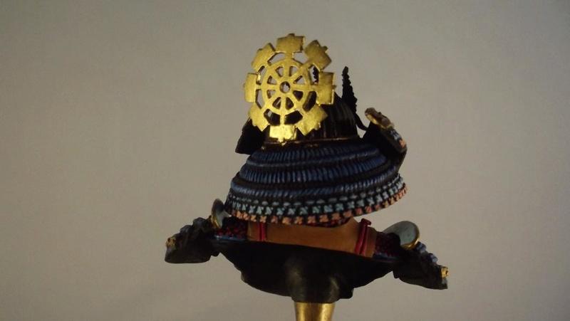 Samurai Büste 1/9, Elite Miniaturas K800_d72