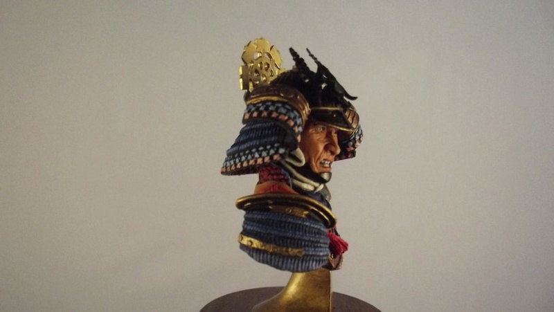 Samurai Büste 1/9, Elite Miniaturas K800_d74