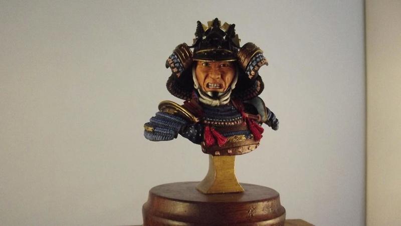 Samurai Büste 1/9, Elite Miniaturas K800_d76