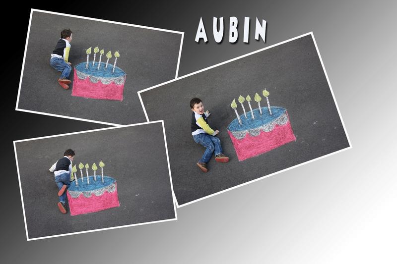 montage anniversaire gâteau à la craie. Sans_t12