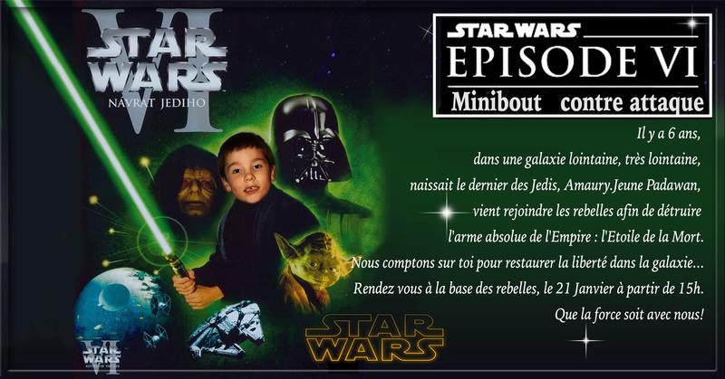 anniversaire de mon fils theme star wars Satrwa11