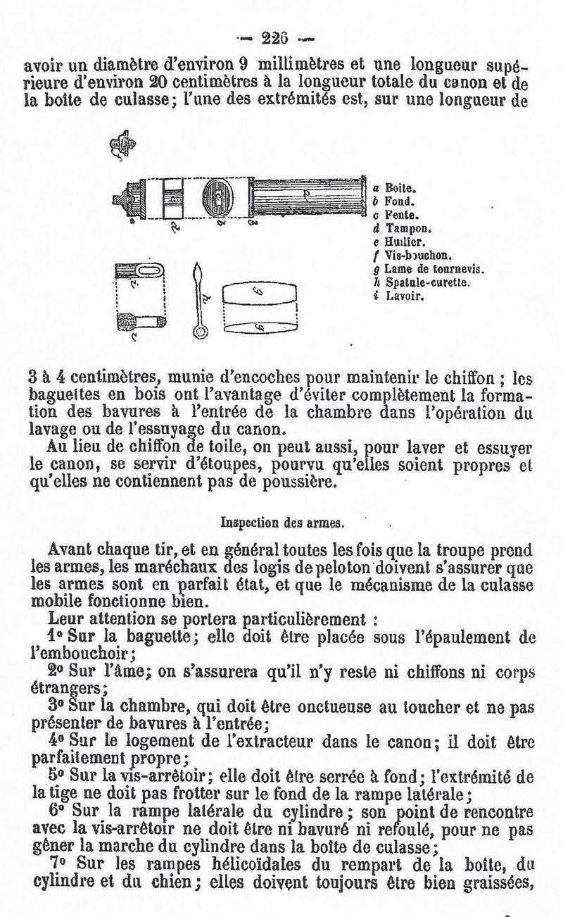 Le petit équipement du fantassin sous le second empire. - Page 2 1874-210