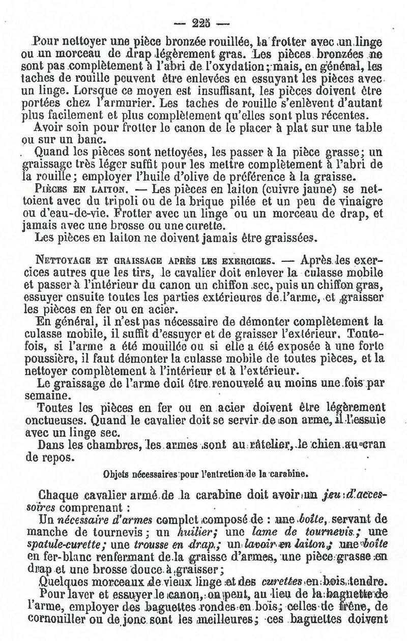Le petit équipement du fantassin sous le second empire. - Page 2 1874-310