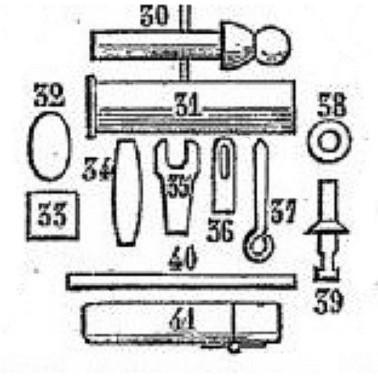Le petit équipement du fantassin sous le second empire. - Page 2 Moucho13