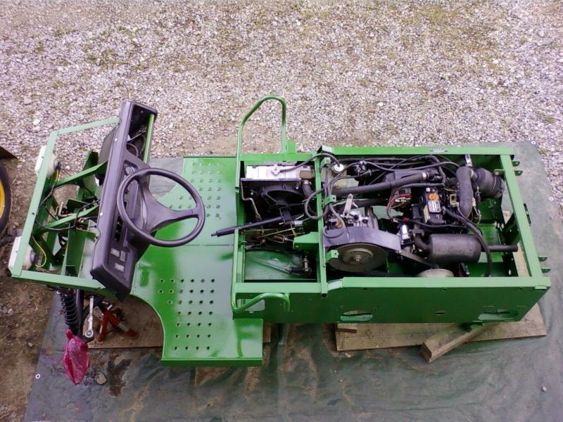 Restauration 6X4 diesel Photo-20
