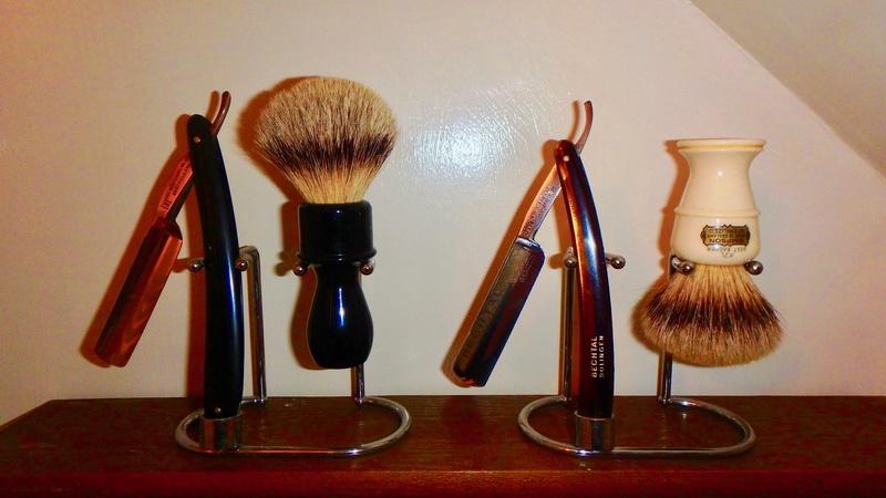 Le blaireau Brush10