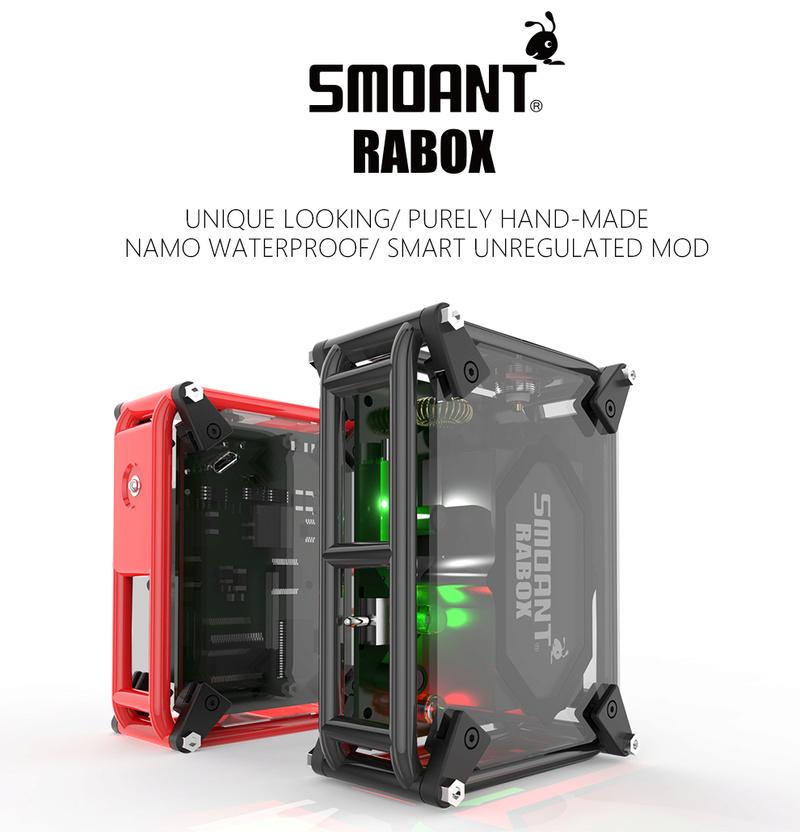 La RABOX 100W par Smoant Rabox_10