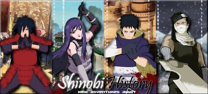 Shinobi History