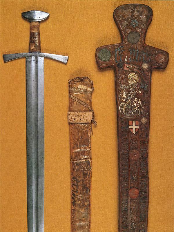 Epée d'après Saint Maurice de Turin Epye_s10