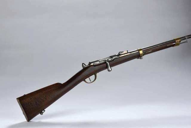 Chassepot artillerie Chasse10