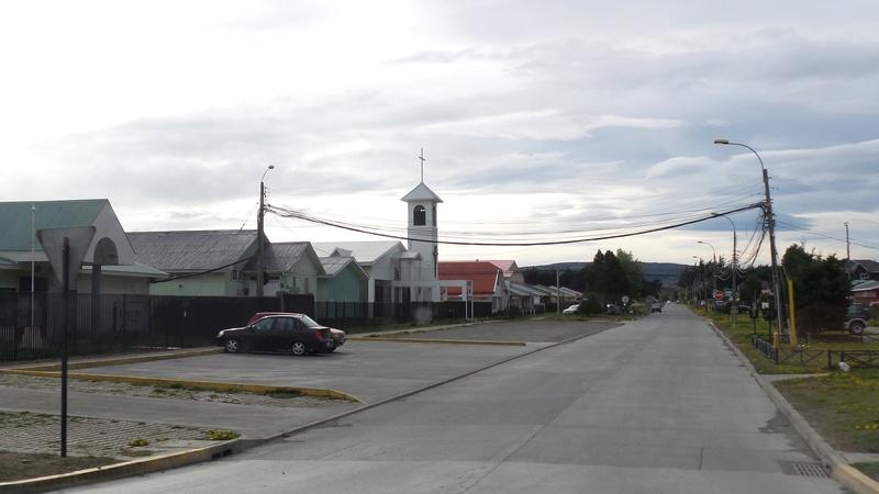 Le 01 .11.2016  CHILI passage de notre 33ème frontière  R912