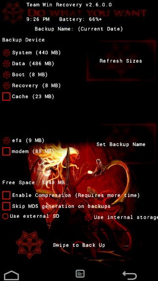 [THEME][TWRP] Thèmes custom pour TWRP Recovery [720x1280][21.09.2013] - Page 2 Screen26