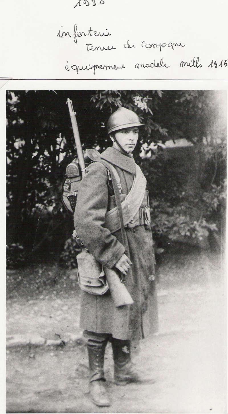 diverses tenues de campagne armée belge mai 40 Numyri19