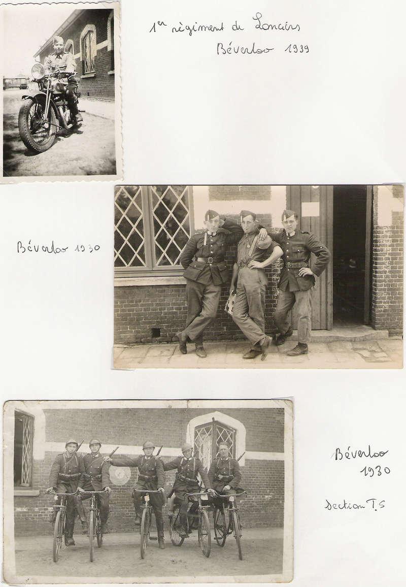 diverses tenues de campagne armée belge mai 40 Numyri21