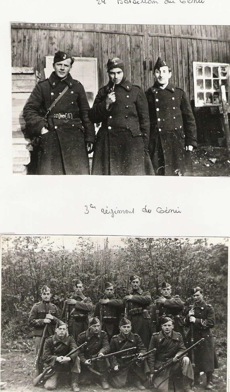 diverses tenues de campagne armée belge mai 40 Numyri28