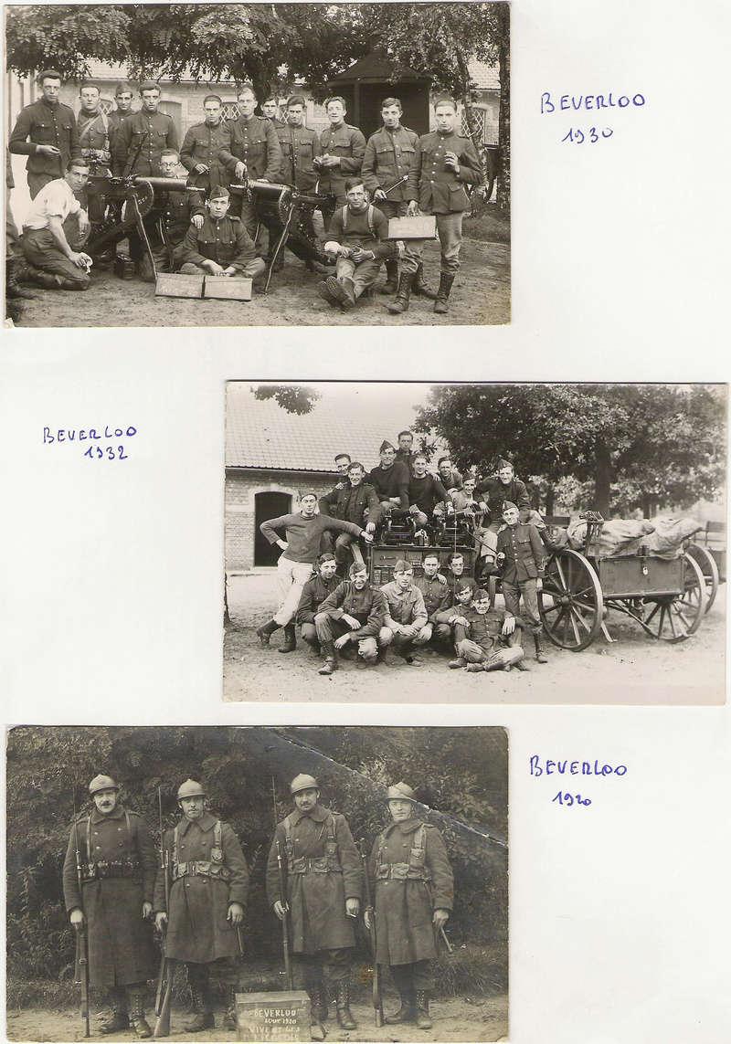 diverses tenues de campagne armée belge mai 40 Numyri29