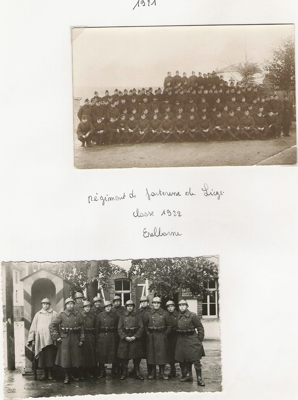 diverses tenues de campagne armée belge mai 40 Numyri31