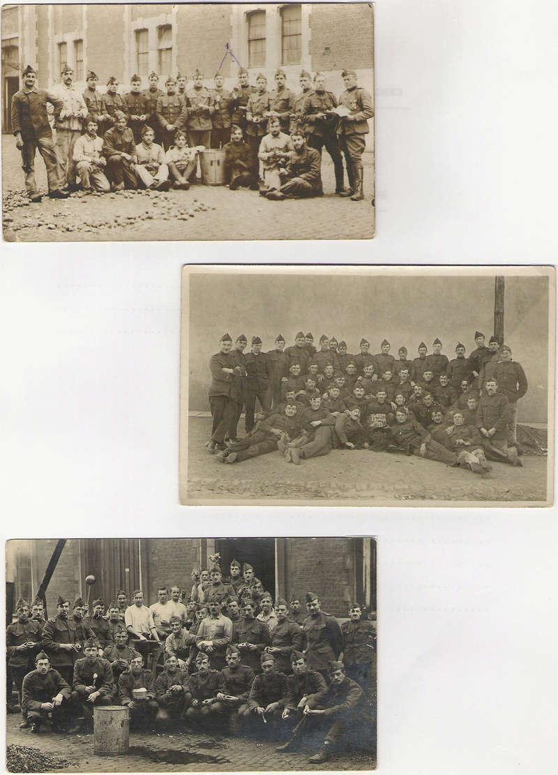 diverses tenues de campagne armée belge mai 40 Numyri33