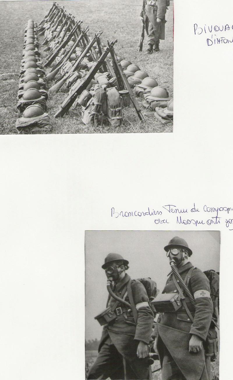 diverses tenues de campagne armée belge mai 40 Numyri36