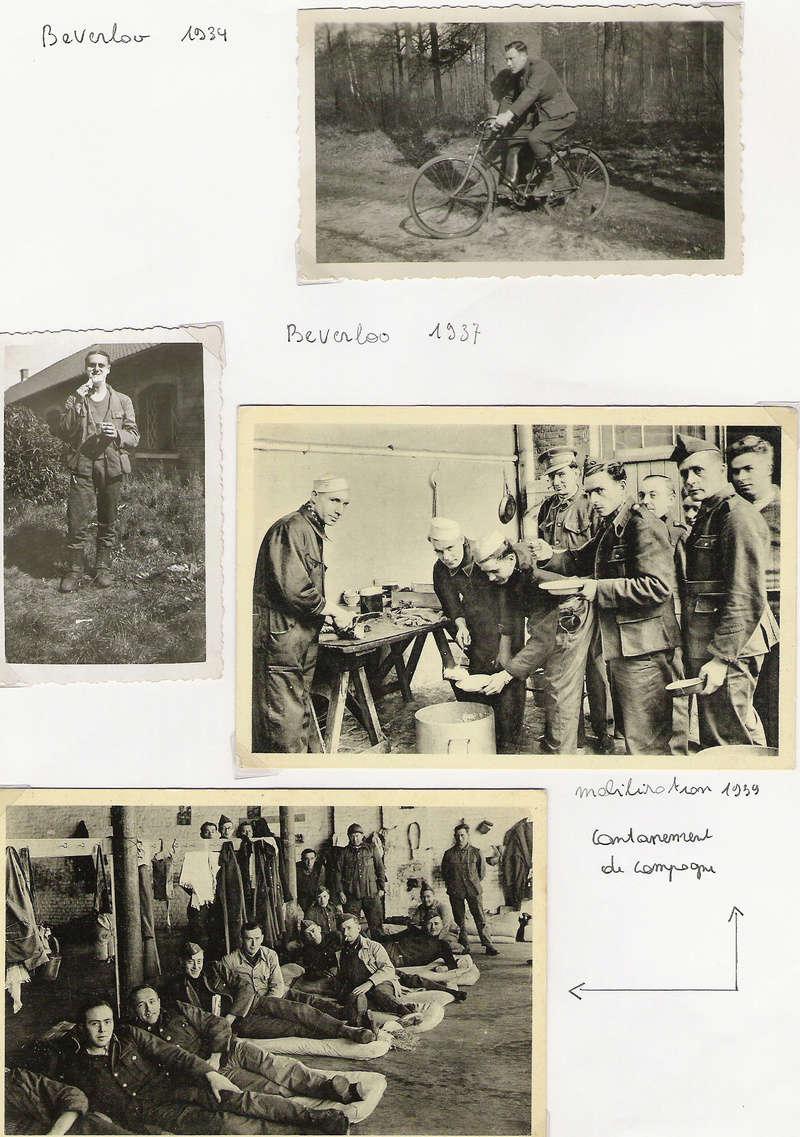 diverses tenues de campagne armée belge mai 40 Numyri43
